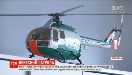 МВД закупило 55 вертолетов на 555 миллионов долларов