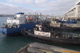 Власники суден, які блокували українські кораблі під Керчю, ведуть бізнес в Україні - ЗМІ