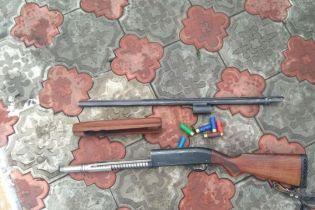 На Харьковщине мужчина застрелил сына и совершил самоубийство