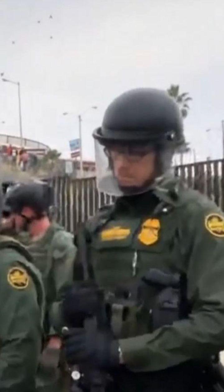 На кордоні з Мексикою люди вимагали припинити затримання і депортацію біженців