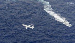 США прекращают поисковую операцию на месте падения двух военных самолетов у Японии