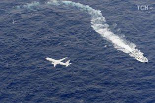 США припиняють пошукову операцію на місці падіння двох військових літаків біля Японії