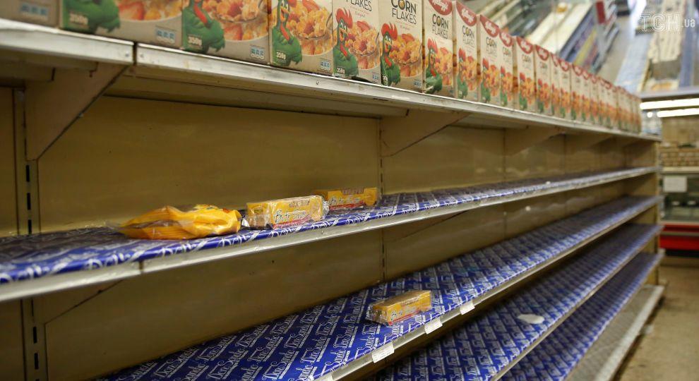 Кризис в Венесуэле: годовая инфляция уже достигла миллиона процентов