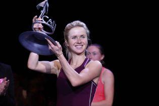 Неперевершена Світоліна виграла виставковий турнір у Франції