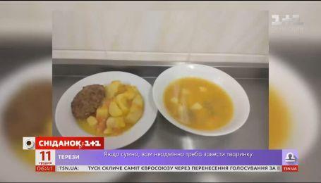 Как изменили меню детей в детском саду на Киевщине после инспекции Сніданку