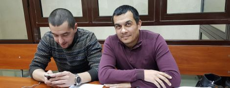 Крымского адвоката Курбединова выпустили из изолятора в оккупированном Симферополе