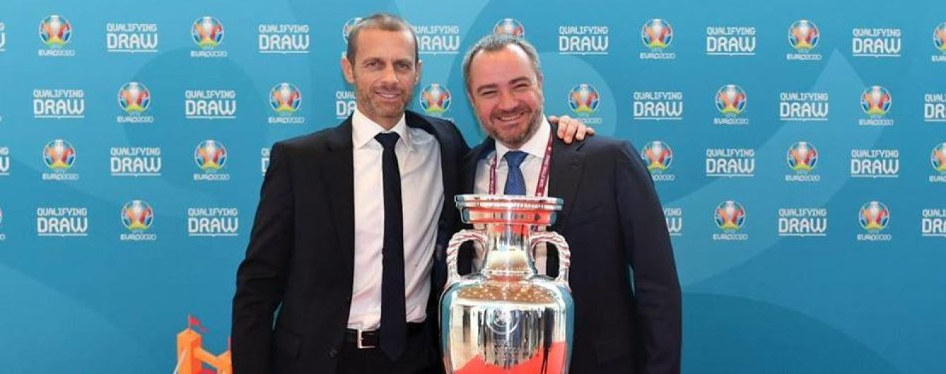 УЄФА змирився зі скороченням міст-господарів Євро-2020