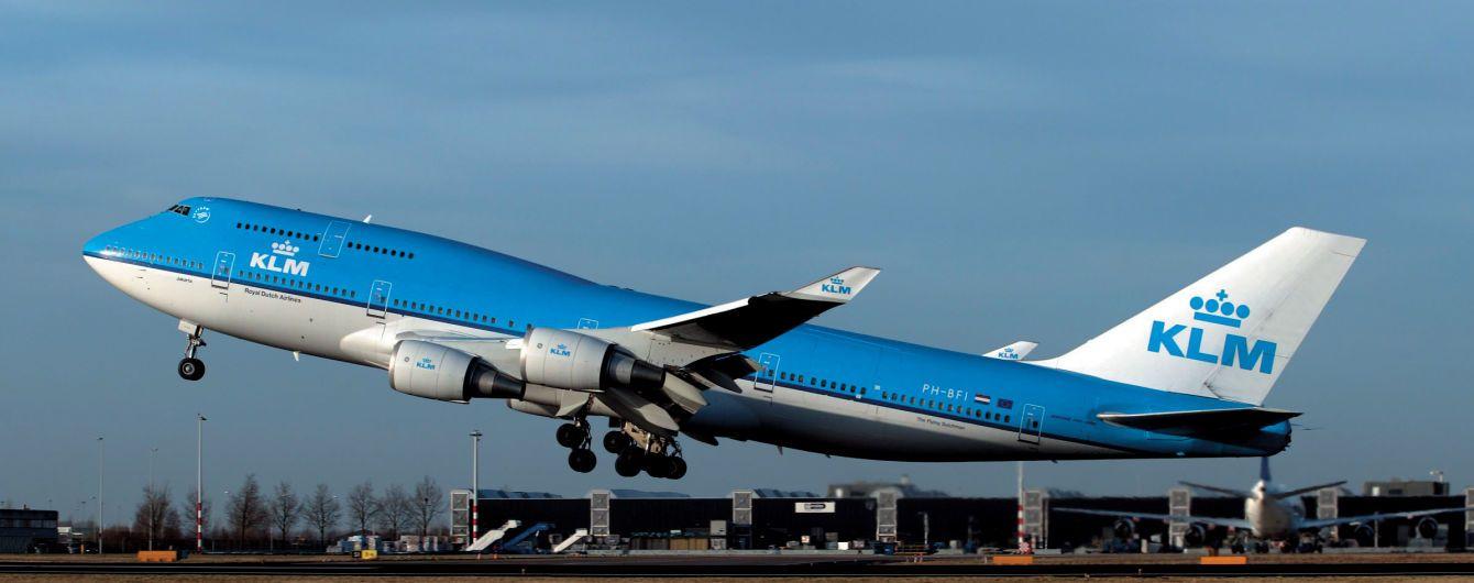 Новогодняя акция от авиакомпаний Air France и KLM