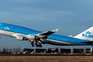 Новорічна акція від авіакомпаній Air France та KLM