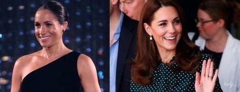 Скромная Кейт или откровенная Меган: битва образов двух герцогинь