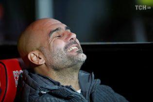 """Гвардиола назвал матч """"Шахтера"""" в Лиге чемпионов одним из самых зрелищных за последние годы"""