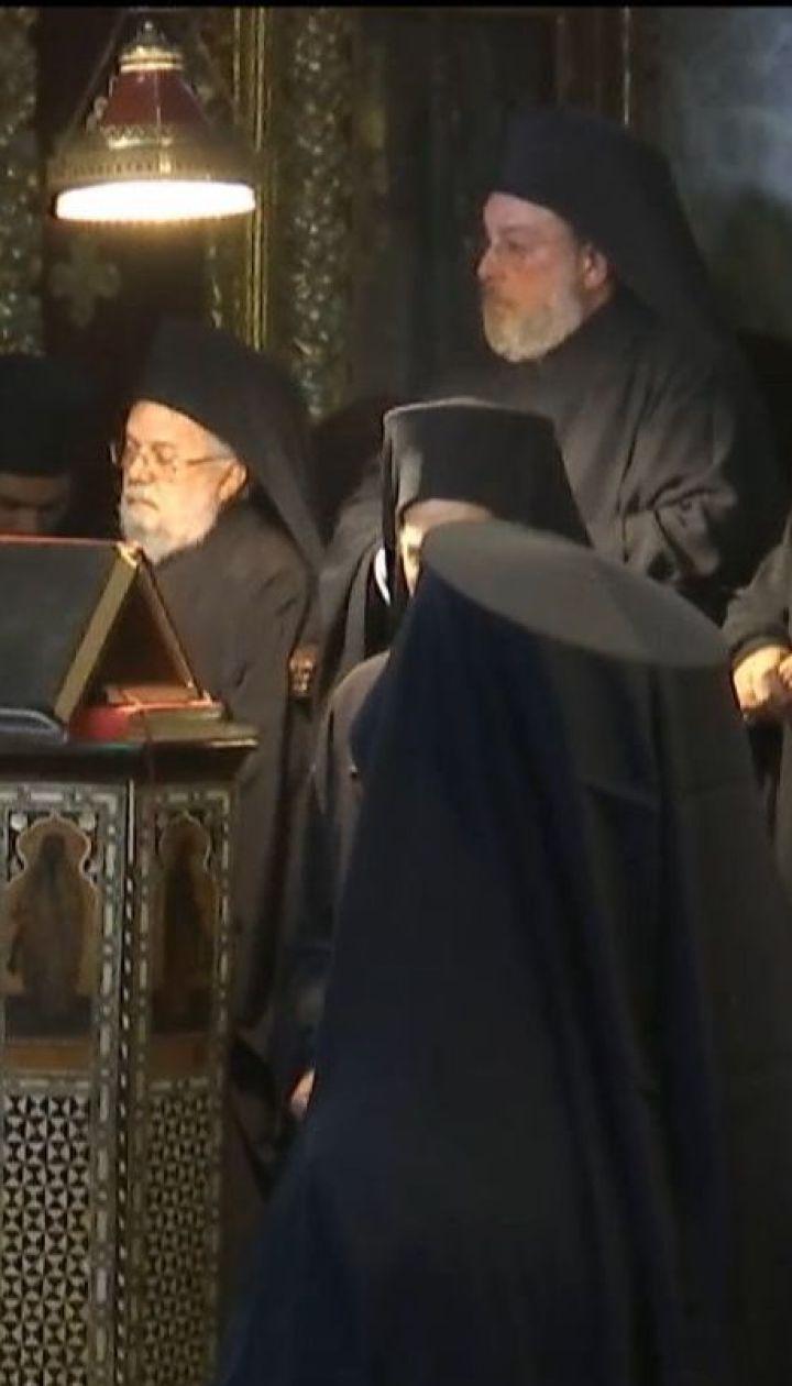 В Киевском патриархате готовы к конструктивному диалогу с Константинополем