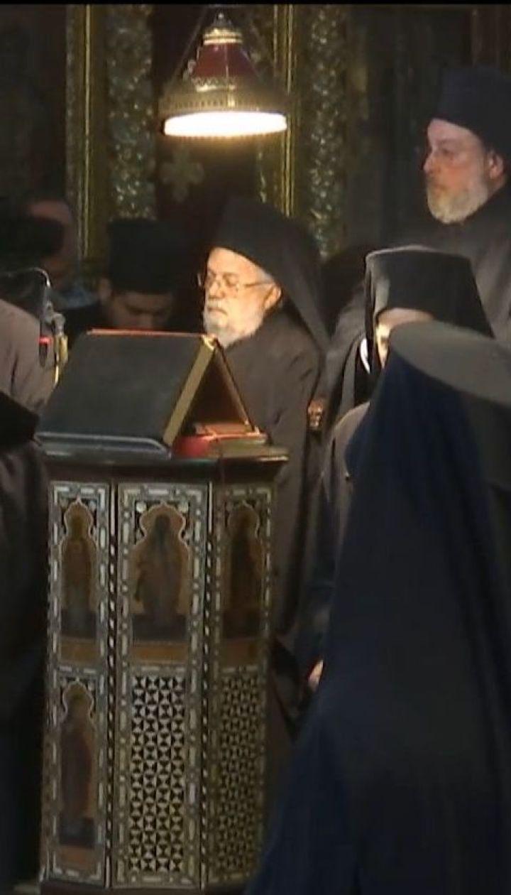 У Київському патріархаті готові до конструктивного діалогу з Константинополем