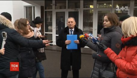 """В Нацполиции допросили сопредседателя """"Оппозиционного блока"""" Колесникова"""