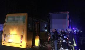 В масштабной аварии на Варшавской трассе под Киевом умер мужчина