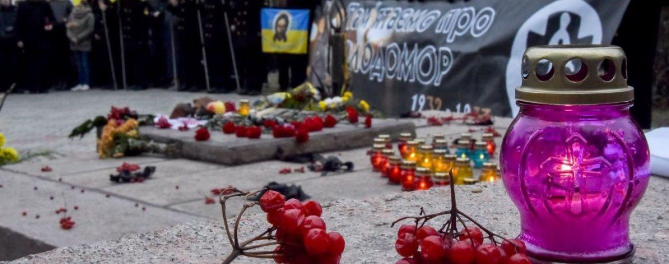 Палата представників США визнала Голодомор геноцидом українського народу – Порошенко