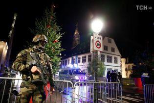 Кровавая стрельба в Страсбурге: троим подозреваемым предъявлены обвинения