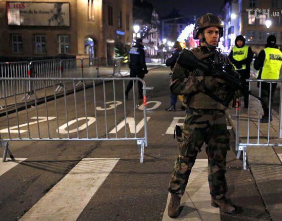 Кількість загиблих у страсбурзькому теракті зросла