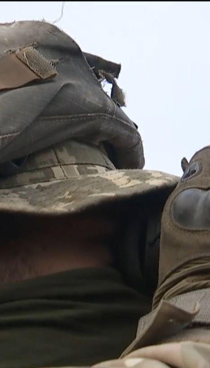 Двоє українських воїнів зазнали поранення на Донбасі