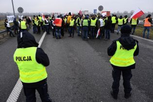 "Протест ""жовтих жилетів"" перекинувся на Польщу"