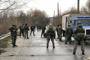 Бойовики ОРЛО передали Україні засуджених, які прагнули відбувати покарання на українській території