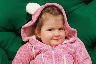 Вроджена вада змушує маленьку Кіру боротись за своє здоров'я