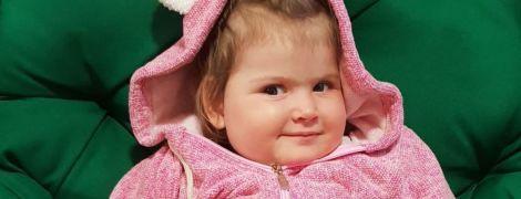 Врожденный порок заставляет маленькую Киру бороться за свое здоровье