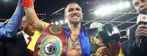 Ломаченко очолив рейтинг найкращих боксерів світу незалежно від вагової категорії