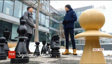 Звездный мастер-класс: гроссмейстер Руслан Пономарев помог осуществить мечту 18-летнего фаната шахмат