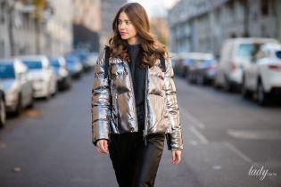 Сріблястий одяг: як його носити
