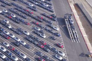 Tesla готується до масштабних поставок Model 3 до Європи
