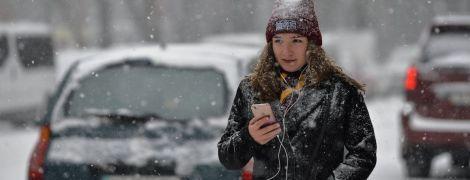 Ловушки непогоды на трассах и угрозы штрафов в городах: Украина встретила первый мощный снегопад сезона
