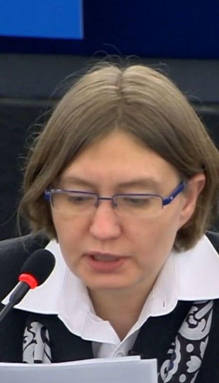 Заочне нагородження: премію Сахарова від імені Сенцова отримала його сестра