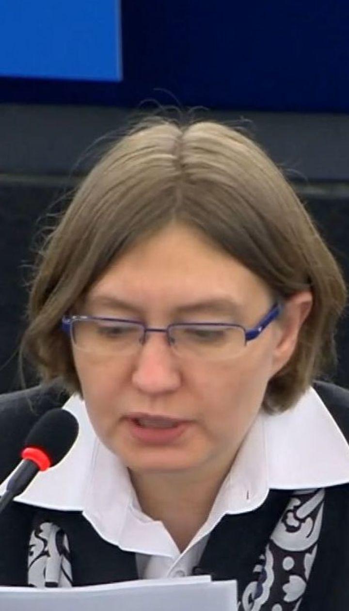 Заочное награждение: премию Сахарова от имени Сенцова получила его сестра