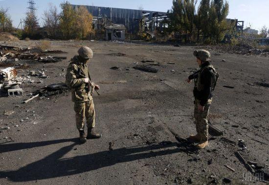 Терористи обстріляли з гранатометів позиції бійців ООС на Донбасі