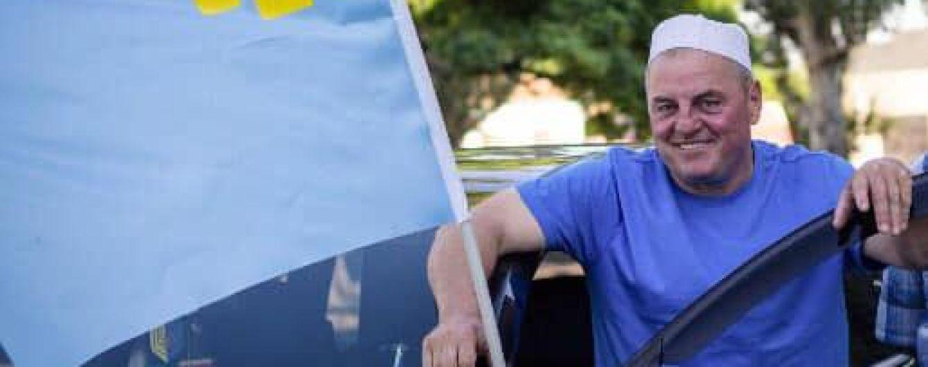 На анексованому півострові затримали кримськотатарського активіста