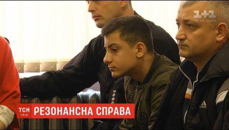 На Закарпатье 14-летний парень, подозреваемый в умышленном убийстве, может выйти с СИЗО под залог