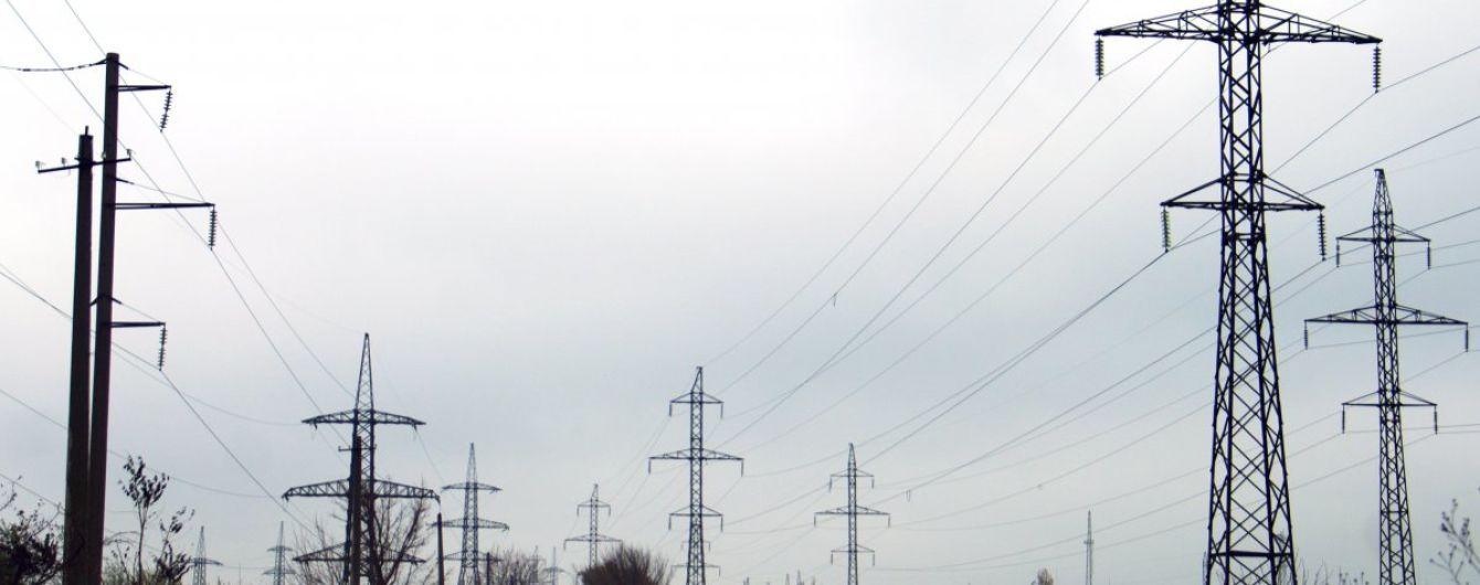В Україні без електроенергії лишаються 13 населених пунктів