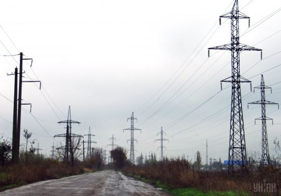 Під час карантину в Україні споживання електрики впало на 8%