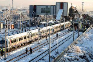 Количество погибших в результате аварии поезда в Турции выросло