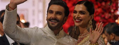 Боллівудські зірки Діпіка Падуконе і Ранвір Сингхома зіграли ще одне весілля
