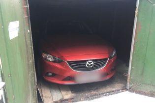 В Киеве разоблачили серийных угонщиков автомобилей Mazda