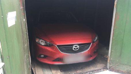 У Києві викрили серійних викрадачів автомобілів Mazda