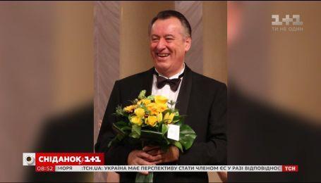Несравненный и уникальный голос - всемирно известный певец Анатолий Кочерга выступит в Национальной филармонии