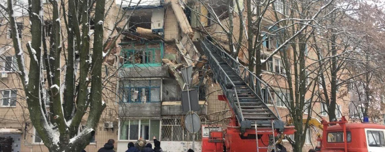 На месте взрыва в Фастове завершены спасательные работы - ГСЧС