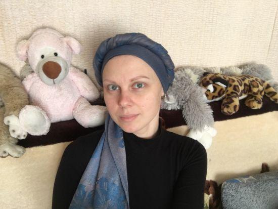 Олена Скубіш просить допомогти їй завершити лікування