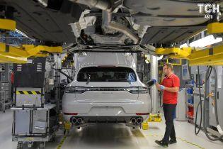 У Porsche повністю показали процес складання нового Macan