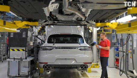 В Porsche полностью показали процесс сборки нового Macan