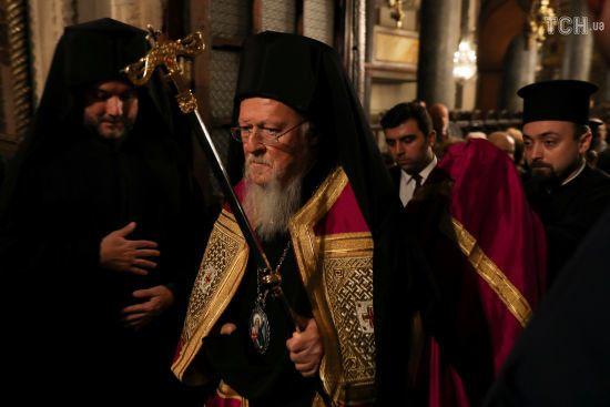 Вселенський патріарх просив Філарета і Макарія не висуватися на предстоятеля автокефальної церкви