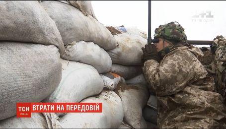 Ситуация на фронте: за прошедшие сутки боевики совершили 22 обстрела